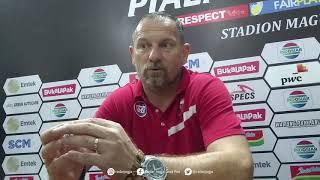 Dejan Antonic & Fachrudin Post Match Press Conference – Piala Presiden 2019