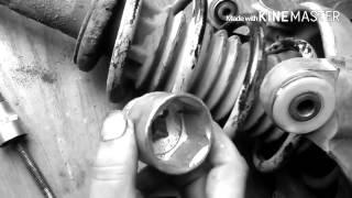 ремонт ходовой пежо 407(, 2015-08-25T03:36:51.000Z)