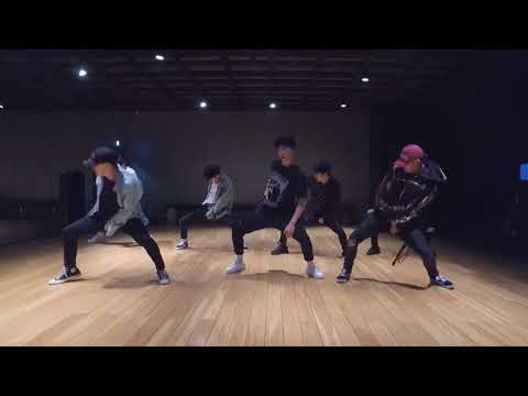 IKON - KILLING ME [DANCE PRACTICE + MIRRORED + SLOW 100%]