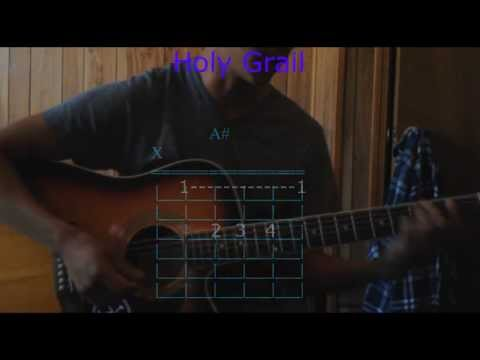 holy grail guitar chords