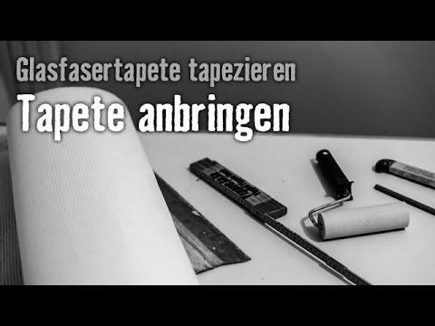 Version 2013 glasfasertapete tapezieren kapitel 2 - Youtube tapezieren ...