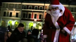 Mikołajki na Rynku Wielkim   Zamość, 6 grudnia 2013