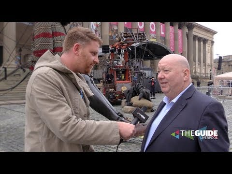 We asked Joe Anderson if we'll ever top the Liverpool Giants  The Guide Liverpool