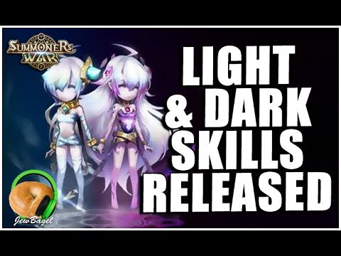 SUMMONERS WAR : Dark & Light Homunculus Skills Explained