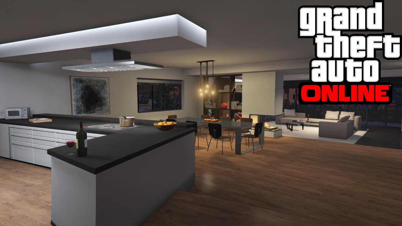 how to get an apartment in gta 5 online