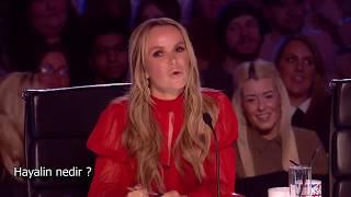 Şarkıyı Beğenmeyen Jüri Başka Şarkı Söyletince | Yetenek Sizsiniz İngiltere Türk