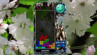 Tetris Evolution Xbox360 - Achievement - Cascade Gold Medal 25G HD.avi