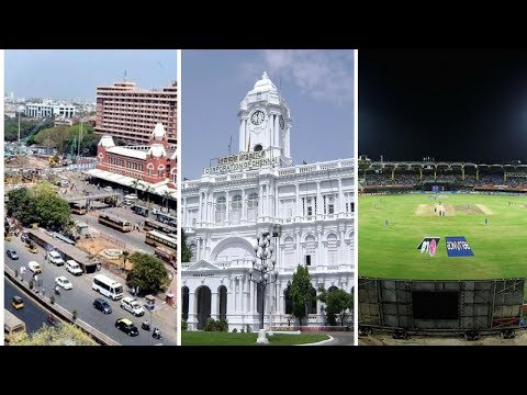 Chennai Tourist Top10 Places To Visit | சென்னையின்  முக்கிய