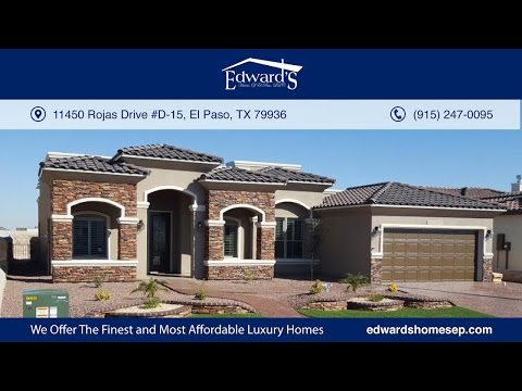 El Paso Luxury Home Builder - 79936 - TX - (915) 247-0106