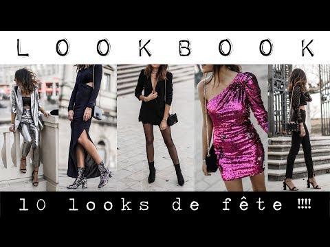 10 LOOKS DE FÊTE - LOOKBOOK