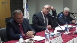 فيديو| محافظ المنيا يشيد بـ «بيت العائلة».. وأسقف كوبنهاجن: أوروبا تخاف من الإسلام