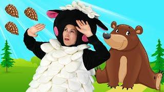Мишка Косолапый по Лесу Идет | Песни для Детей | Часть 2 | Чух Чух ТВ