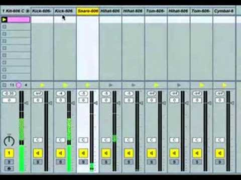 Converting Midi to Audio in Ableton Live