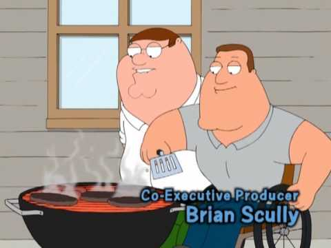 Family Guy - Man Comment On The Meat