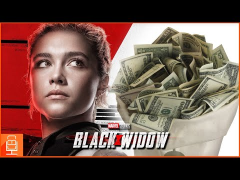 Black Widow Ticket Sales Skyrocket & Set Year Long Record for Opening Weekend