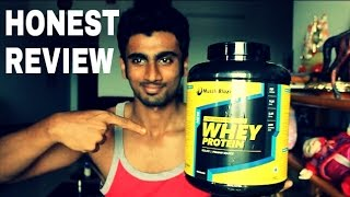 MuscleBlaze Whey Protein Review | Honest Opinion
