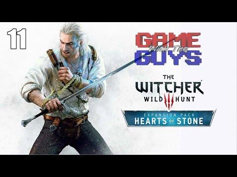 Witcher 3 Hearts of Stone – 11 – Professor Shakeslock