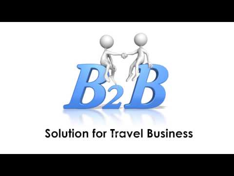 B2B Travel Agency Booking Software -  Hotel, Flight, Tour Package Module