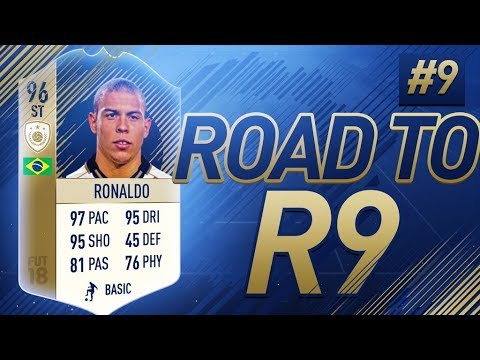 Road to R9 #9 - FIFA 18 Trading Series (Hybrid Leagues SBC / Liquidating)
