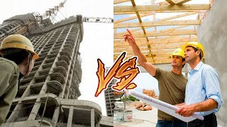 Arquitectura vs Ingeniería Civil | Dato Curioso