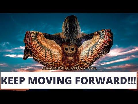 KEEP MOVING FORWARD!!!