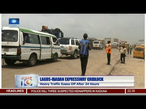 Lagos-Ibadan Gridlock:  FRSC Vows To Arrest Motorists Driving Against Traffic