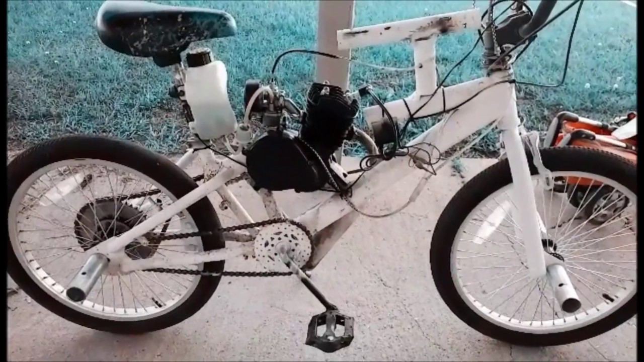 Motorized Bmx Bike New Mods Soon Youtube