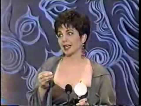 Donna Murphy wins 1994 Tony Award for Best Actress in a Musical