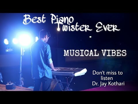 Instrumental of Sapna Jahan  (Piano) by Jay Kothari on Sola No Killol || Bollywood Movie Song