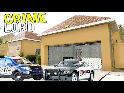 WE BOUGHT A FAMOUS CRIME LORD'S HOUSE AT AUCTION! - House Flipper Gameplay