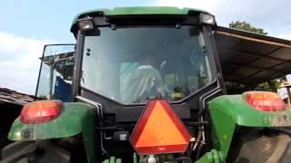 Alistamiento tractor John DEERE 6155 J 1