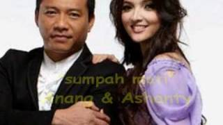SUMPAH MATI  Anang feat Ashanty