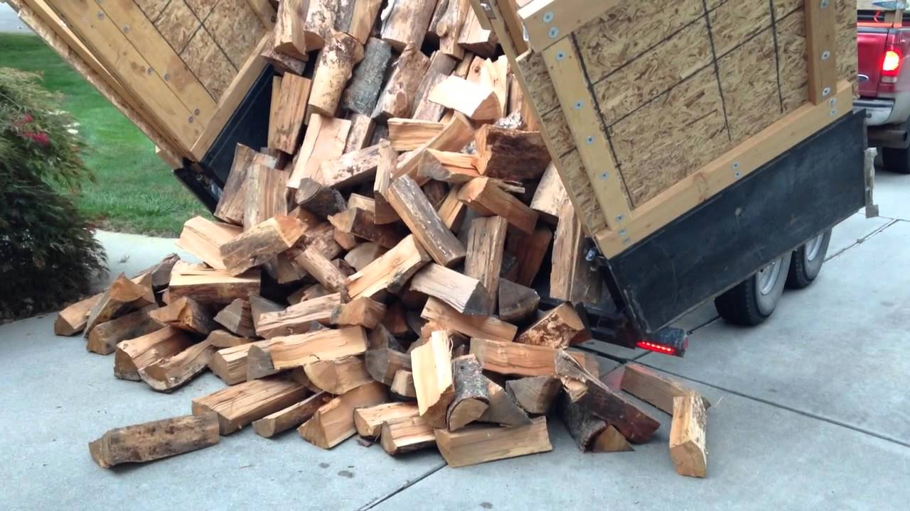 How Big Is 2 Cords Of Firewood?