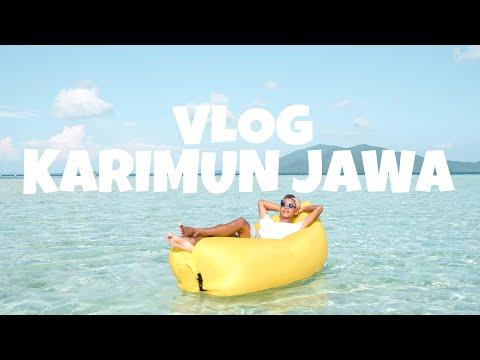 TRAVEL VLOG | JALAN - JALAN TERUS KE-KARIMUN JAWA