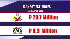 [LIVE] PCSO 11:00 AM Lotto Draw - January 19, 2020