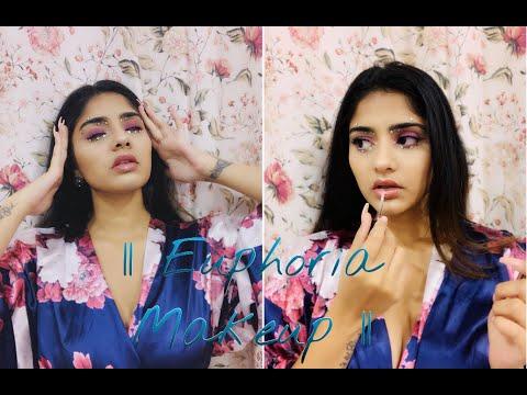 Euphoria Make up Tutorial || Megha Shah thumbnail