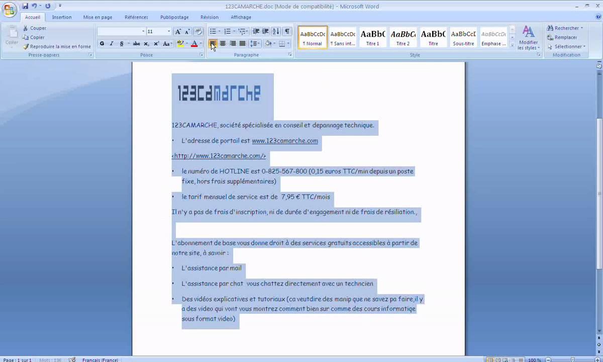 Comment integrer dans un document word un classeur excel d j youtube - Comment customiser un classeur ...