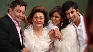 Vogue Archives: The Kapoor Family Comes Together | Photoshoot Behind-the-Scenes | VOGUE India