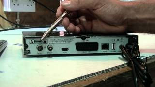 Triax TR212 & TR212S Saorview Box - Overview & Installation
