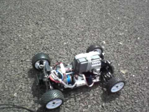 RC Car managed by Java leJOS NXJ | RobotShop Community