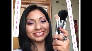 Review de brochas para empezar a maquillarse - malir15 Thumbnail