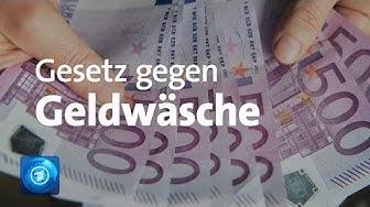 Bundesregierung verschärft Kampf gegen Geldwäsche