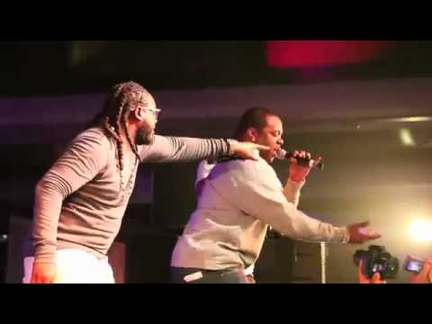 T-Pain feat Busta Rhymes feat Snoop Dogg - Live on Stage