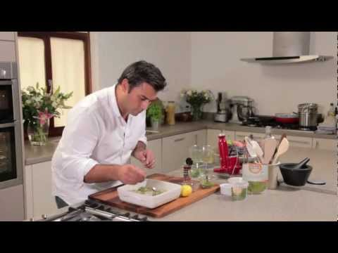 Delicious Pesto Crusted Fish Recipe