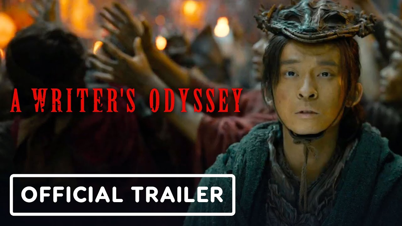 Download A Writer's Odyssey - Official Trailer (2021) Lei Jiayin, Dong Zijian