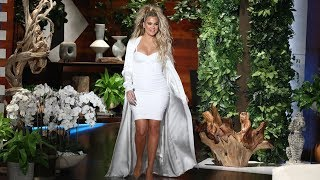 Khloe Kardashian Talks 'Surreal' First Pregnancy and Possible Marriage thumbnail