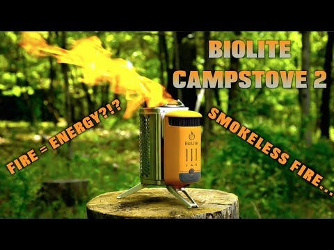 Biolite Camp Stove 2 - Too Good To Be true!?! Review and How To