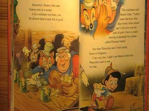 Pinocchio - Disney's c...