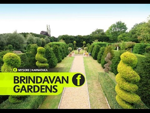 Brindavan Gardens | MYSORE | KARNATAKA