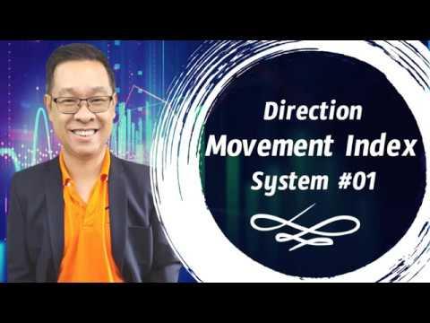Forex สอน เทรด : 353 – Direction Movement Index System #01